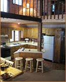MN Cabin Kitchen